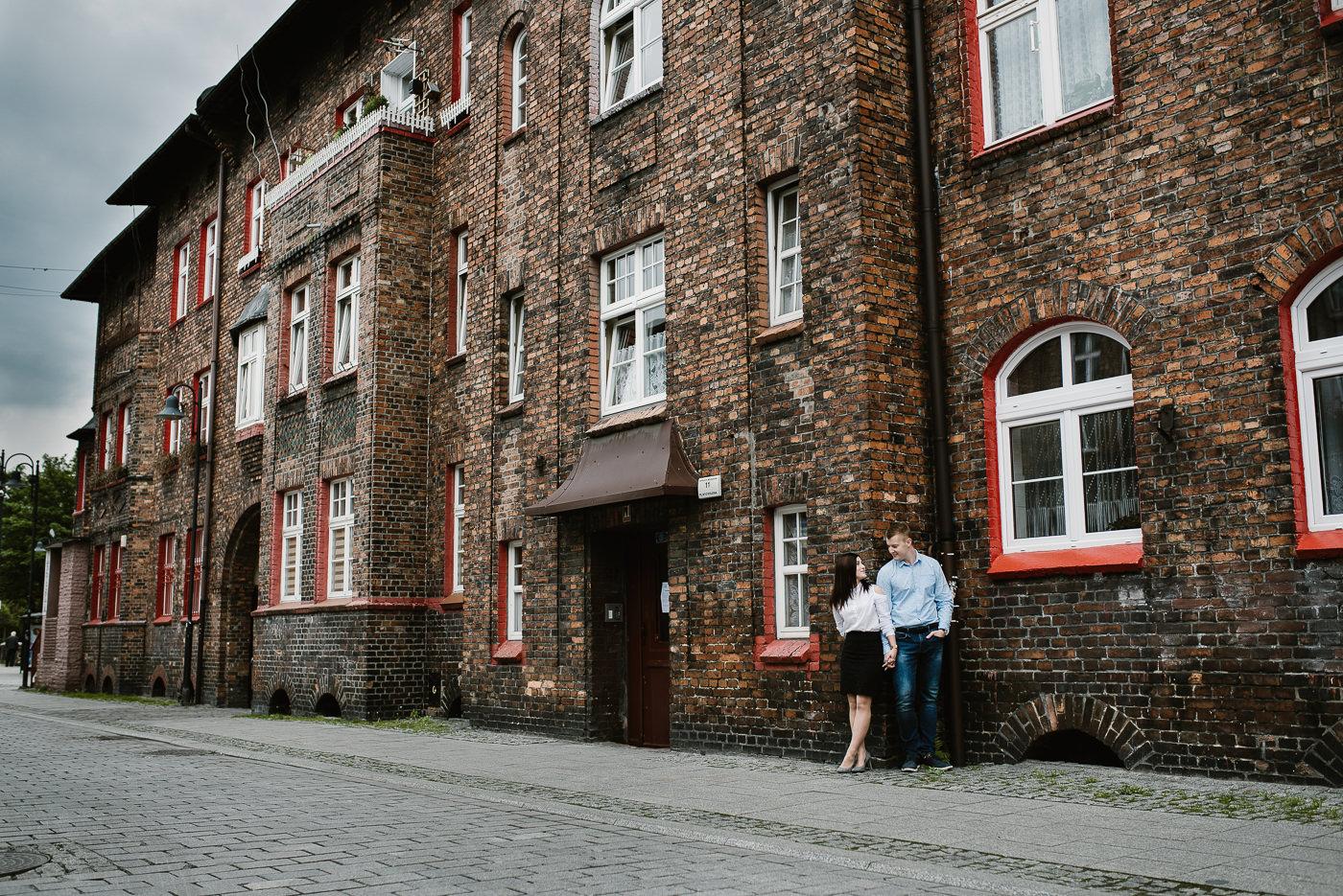 Sesja narzeczeńska w Katowicach 16