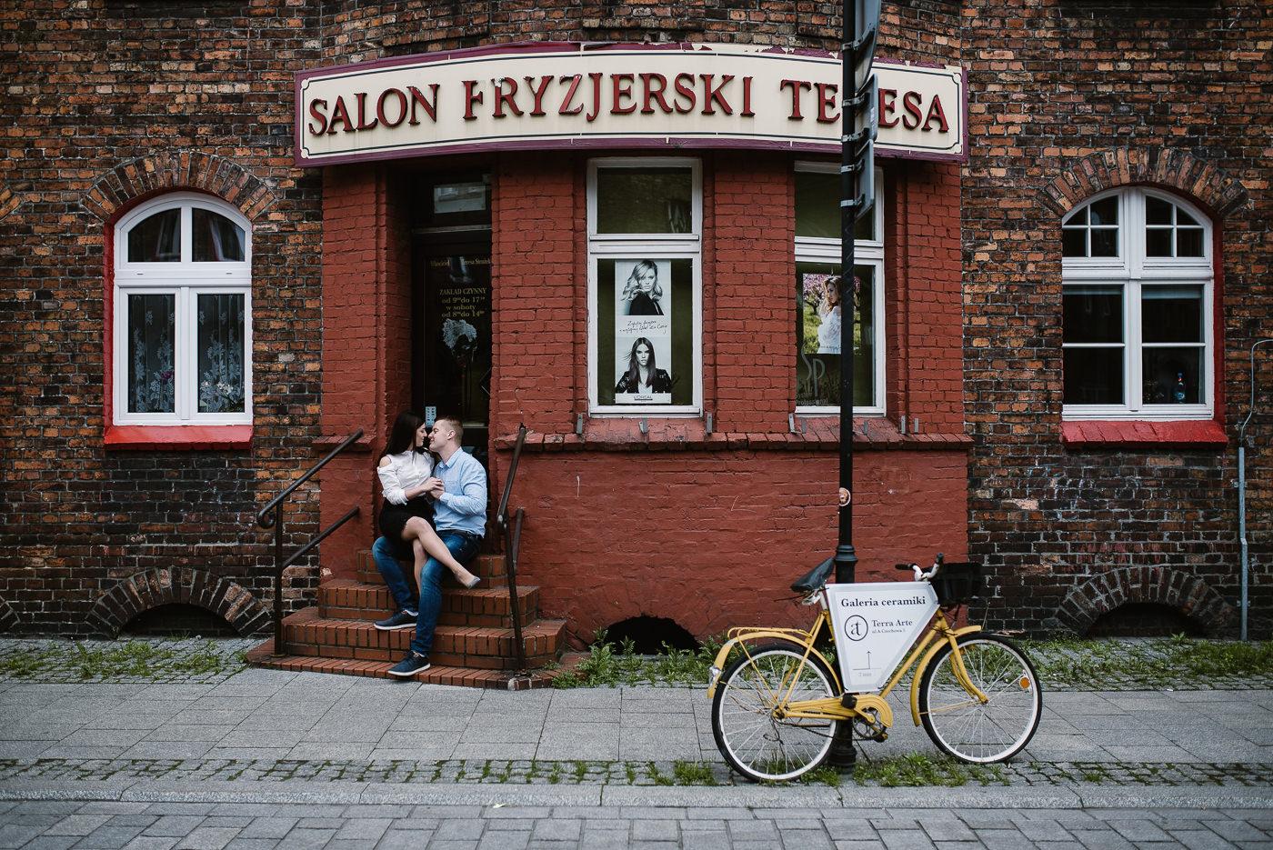 Sesja narzeczeńska w Katowicach 29