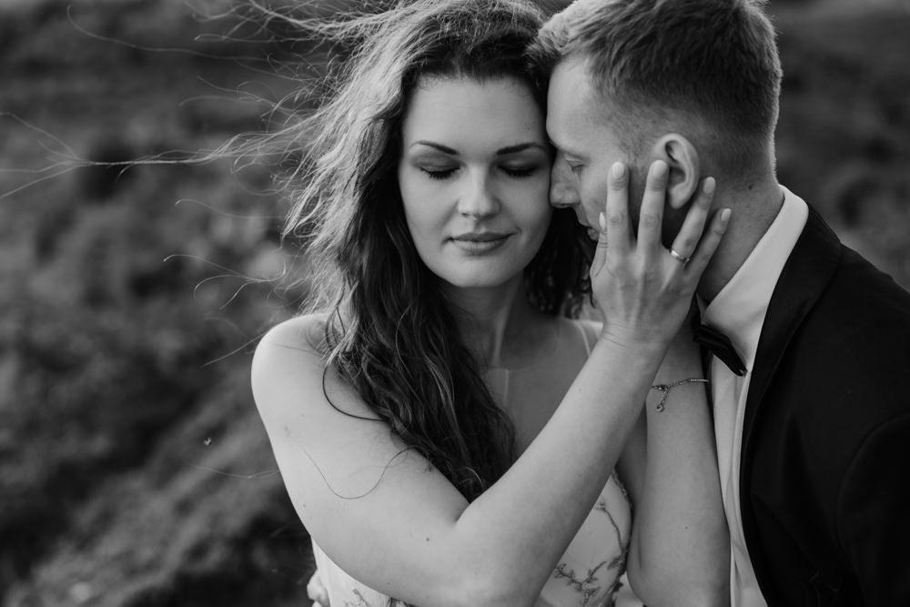 Sesja ślubna w burzowych Bieszczadach 22