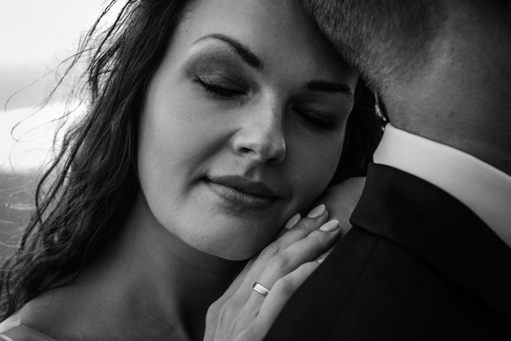 Sesja ślubna w burzowych Bieszczadach 25