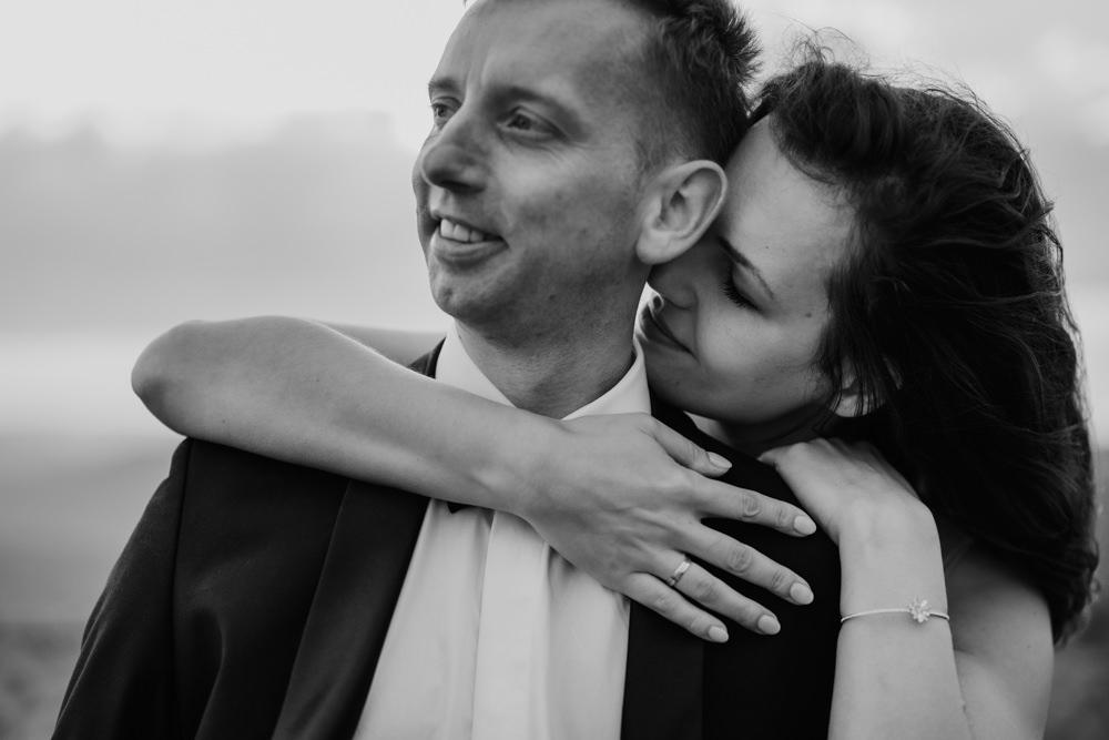 Sesja ślubna w burzowych Bieszczadach 26