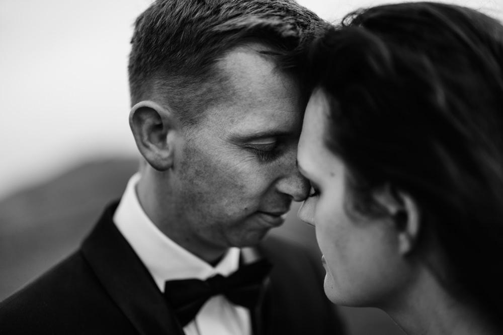 Sesja ślubna w burzowych Bieszczadach 31